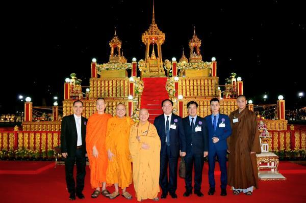 Thái Lan: Lễ cung nghinh Xá Lợi và bảo tượng Đức Phật từ 12 quốc gia