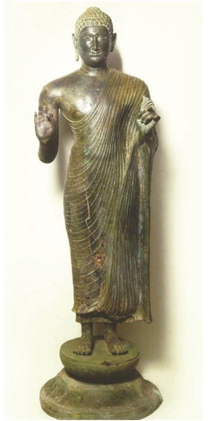 Tượng Phật Đồng Dương