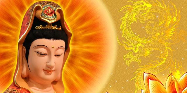 Nằm mộng thấy Phật chia sẻ và an ủi bản thân