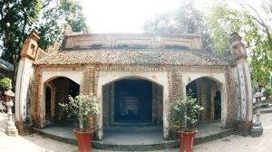 Thư thái đến đền, chùa Bà Tấm