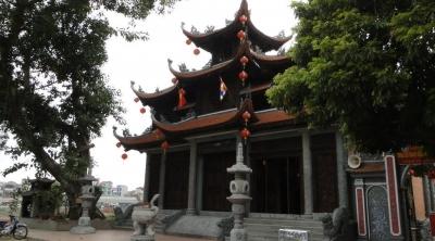 Lịch sử chùa Thành Lạng Sơn