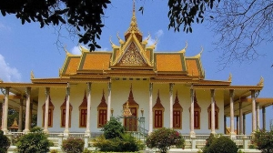 Nét đẹp của những ngôi chùa Khmer