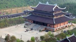 Kiến trúc Phật giáo đang mất phương hướng