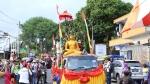 Chùm ảnh: Trang nghiêm rước Phật tại Indonesia