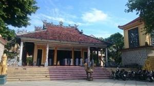 Một sáng tại tổ đình Long Khánh, Chùa Long Khánh thành phố Quy Nhơn tỉnh Bình Định