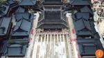 Di dời thành công ngôi chùa cổ tại Thượng Hải