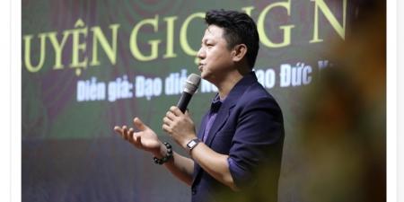 """TP. HCM: Nghệ sĩ Ưu tú Cao Đức Xuân Hồng chia sẻ về """"Cách luyện giọng nói của MC"""""""