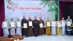 Ban Văn hoá GHPGVN TP. Hồ Chí Minh: Một năm nhìn lại trong buổi Thiền trà tổng kết năm
