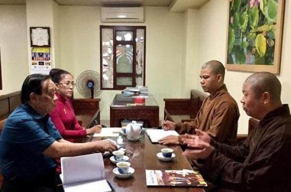 Phát huy tinh thần và biểu tượng phật giáo qua các sản phẩm thủ công mỹ nghệ tại các làng nghề truyền thống Việt Nam