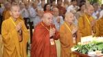 """TP. HCM: Những khoảnh khắc đáng nhớ sau Khóa bồi dưỡng nghiệp vụ dẫn chương trình và tọa đàm """"Nghệ thuật diễn thuyết trong lễ hội Phật giáo"""""""