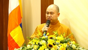 """Hà Nội: GHPGVN giao Ban VHTƯ GHPGVN chủ trì cuộc thi sáng tác ảnh """"Phật giáo và Đời sống"""""""