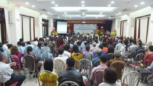 Hà Nội: Hội Thảo Khoa Học Sư Bà Phương Dung Tại Viện Nghiên Cứu Tôn Giáo - Đạo Phật Ngày Nay