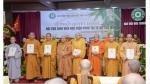 TP.HCM: Bế giảng khoá bồi dưỡng MC và Tổng kết Phật sự của Ban văn hoá Trung ương