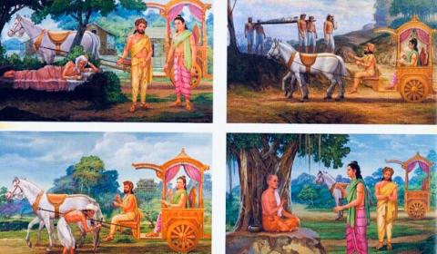 Kỷ niệm ngày xuất gia của Thái tử Tất Đạt Đa- tính nhân bản của Đạo Phật