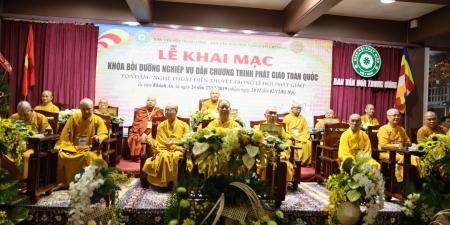 MC Lễ hội Phật giáo:  Cần thiết phải là người con Phật