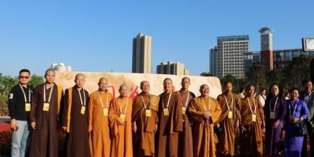 Trung Quốc: Hoạt động của Phái đoàn Phật giáo Việt Nam tại diễn đàn Phật giáo thế giới