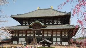 Chùa cổ Todai ( Nhật Bản) với  tượng Tì Lô Giá Na Phật bằng đồng mạ vàng lớn nhất thế giới