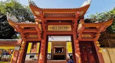 Lời Dân ca Ví giặm : Ca ngợi chùa Yên Phú-Liên Ninh-Thanh Trì-Hà Nội