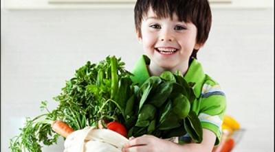 5 cách khuyến khích trẻ ăn rau củ quả