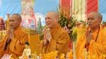 Lễ ra mắt Tịnh Độ Đạo Tràng trực thuộc Giáo Hội Phật Giáo VN tại Chùa Đại Từ Ân