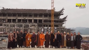 Ban Văn hoá Trung ương khảo sát chùa Tam Chúc , Hà Nam