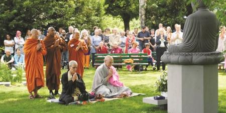 Thụy Sĩ: Xây dựng nghĩa trang dành cho Phật tử đầu tiên