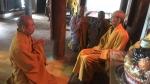 Thượng tọa Thích Thọ Lạc khánh tuế HT. Thích Phổ Tuệ-  Đức Pháp Chủ Giáo Hội Phật Giáo Việt Nam