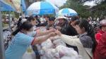 Lâm Đồng: Trên 20.000 nghìn suất cơm chay miễn phí dành cho các sĩ tử