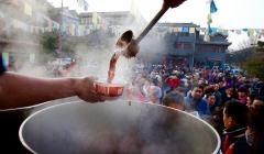 Cộng đồng Phật tử Trung Quốc mừng lễ hội Laba
