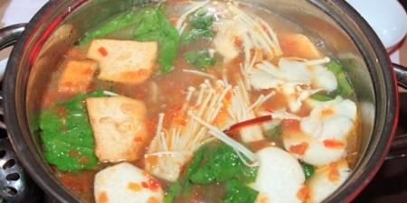 Món Lẩu Chay Ngày Tết