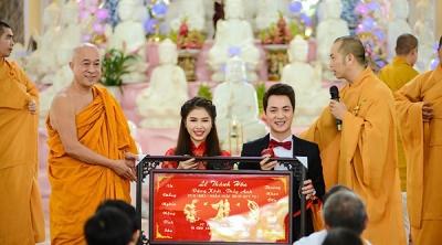 Lễ Hằng Thuận: Cây cầu nối hạnh phúc giữa đạo và đời