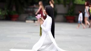 Văn hóa ứng xử của người Phật tử khi đi chùa