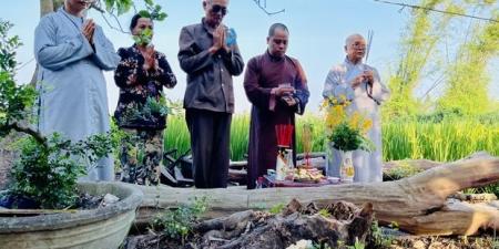 Ban Văn hóa Phật giáo TP.HCM khởi công xây dựng 20 căn nhà tình thương chào mừng Kỷ niệm 40 năm thành lập GHPGVN