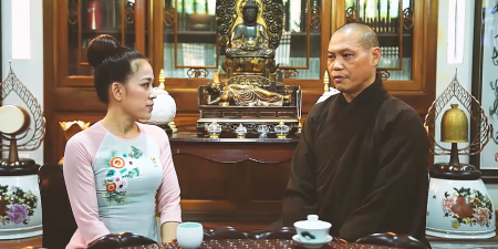 Phỏng vấn thầy Thích Trí Chơn về chuẩn bị cho Vesak 2019