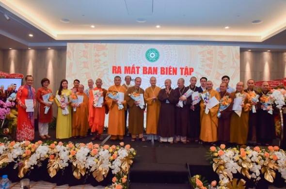 Lễ công bố Mã số ISSN; ra mắt Thành viên biên tập Tạp chí văn hoá phật giáo và Lễ ký kết hợp tác với Vietnam Post.