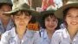 Quảng Nam: GĐPT Phú Ninh tổ chức trại Dũng