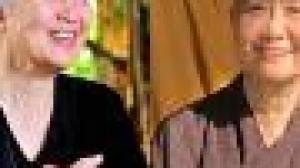 """Chuyên gia ẩm thực Nguyễn Dzoãn Cẩm Vân xuống tóc xuất gia:   """"Luôn có Phật trong lòng"""""""