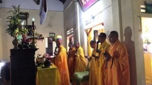 Vài suy nghĩ về nghi lễ trong Phật giáo