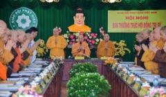 Hội nghị lần thứ II khoá VIII Ban Thường trực Hội đồng Trị sự