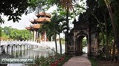 Vẻ đẹp chùa Nôm, Hưng Yên