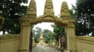 Trầm mặc chùa Tòa Sen, Vĩnh Long