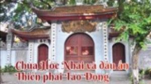 Chùa Hòe Nhai và dấu ấn Thiền phái Tào Động