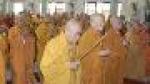 TP.HCM:   Phật giáo Q.Gò Vấp làm lễ Tự tứ và dâng pháp y